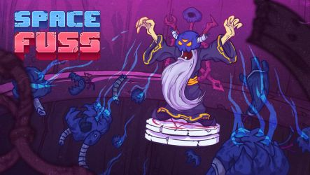 Space Fuss: Robomancer by He-st
