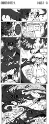 Conduit: Chapter 1, Pages 22-25 by oneeyedrobot