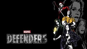 Marvel's The Defenders wallpaper by The-Dark-Mamba-995