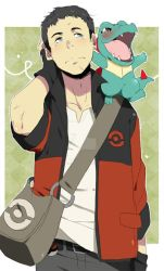 Pokemon Trainer: Carter by SNEEDHAM507