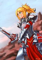 Mordred by Stan-kun81