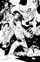 The BPRD by sean-izaakse