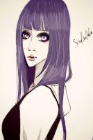 the wallflower by isai-chan