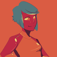 Palette Challenge 1 by AnimeVSReality