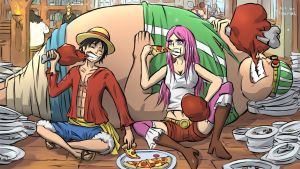 Soulmates - One Piece by Isural