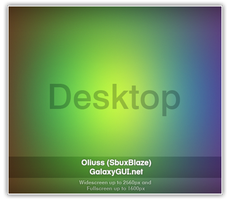 Desktop by Oliuss