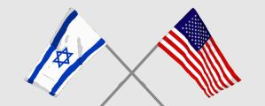 US and Israel by Jax1776