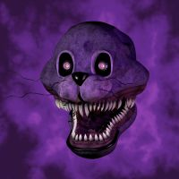 Twisted Bonnie Head 35% Complete by Bount56