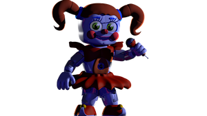 Adventure Circus Baby by Bantranic