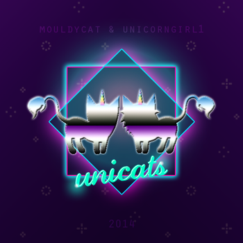 [Gift] Unicats [RetroRevival] by RicePoison