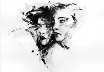 sisters by agnes-cecile
