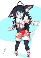 Adoptable Auction - Doki (CLOSED) by Asgard-Chronicles