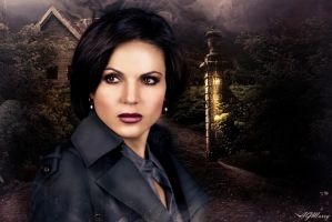 Regina Mills (OUAT) by AGMarry