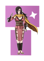 Fire Emblem : Kagero by MarioK9
