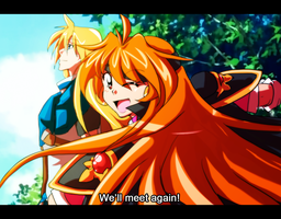 Fake Anime Screenshot 8: We'll Meet Again! by Sanoshi
