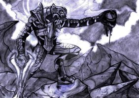 I am first and foremost a Sangheili by seg0lene