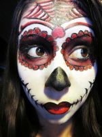 Day of the Dead Intricate by InkIsMyPassion