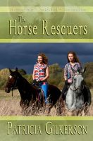 The Horse Rescuers Anthology - Book Cover by SBibb