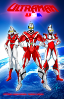 Ultraman U.S.A. by Lonzo1