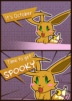 It's October by R-MK