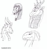 Dragon Requests by KoudoawaiaVortex
