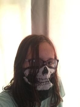 .:face reveal (read Desc.):. by AphTheFoxDrawer1