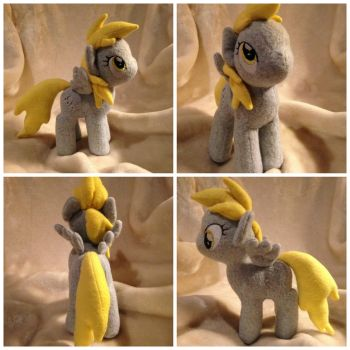 Mini Derpy by PlushatiersINC