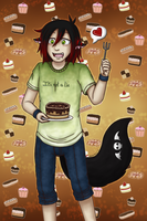 OWC #1 - Dat Cake by Xantaria