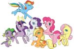 My Little Pony Sketch,with Colors! by harusame