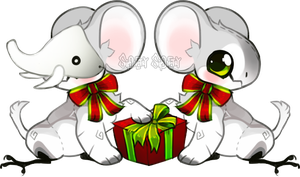 Advent JR 18 - White Elephant (AUCTION-CLOSED by Simonetry