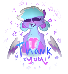 Thank You by WizardPuppy1
