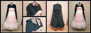 LOTR Inspired Cloak 2 by Durnesque