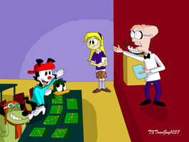 Animaniacs - Bingo by TXToonGuy1037
