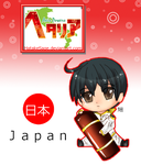Hetalia - Chibi Japan by Hatty-hime