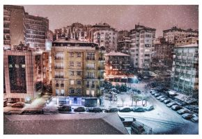 Song of The Silent Snow HDR by ISIK5