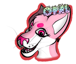 Opal Badge by SamTheMoose101