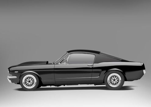 Mustang. by PanZerkorps