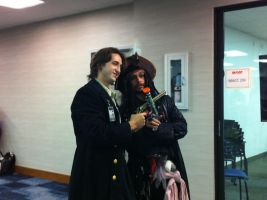 Captain Jack and Captain Jack! by StephieLuff