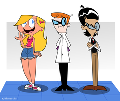 Dexter's Lab: The Later Years by itanatsu-chan