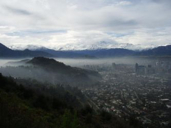 Santiago, Chile. by layfan