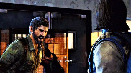 THE LAST OF US: PART 156 - WHERE!? by CommanderKorra