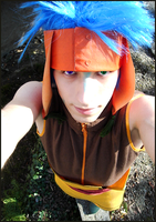 Ranulf cosplay WIP 2 by Prince-Stephen