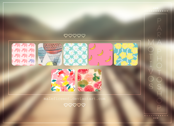 Patterns for photoshop | 4 by Maleficeent