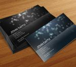 Free Business Card PSD v7 by CursiveQ-Designs