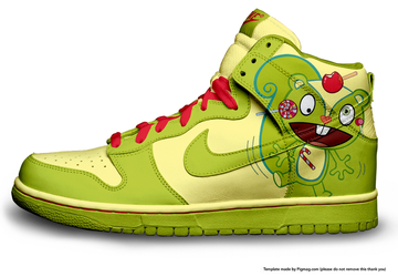 Nutty Nikes by Maximus5432