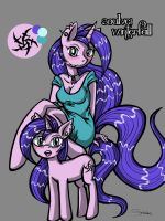 Soulvei Pony by SoulveiWinterfall