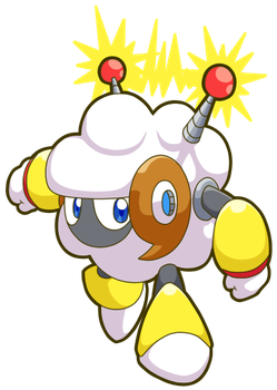 Sheep Man Powered Up by Aruesso