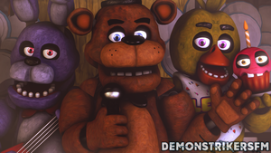 [SFM FNAF] Welcome To Freddy's! by DemonStrikerSFM