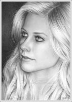 Avril Lavigne 2008 by Zindy