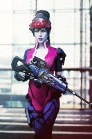 Widowmaker by Sutibu-sama
